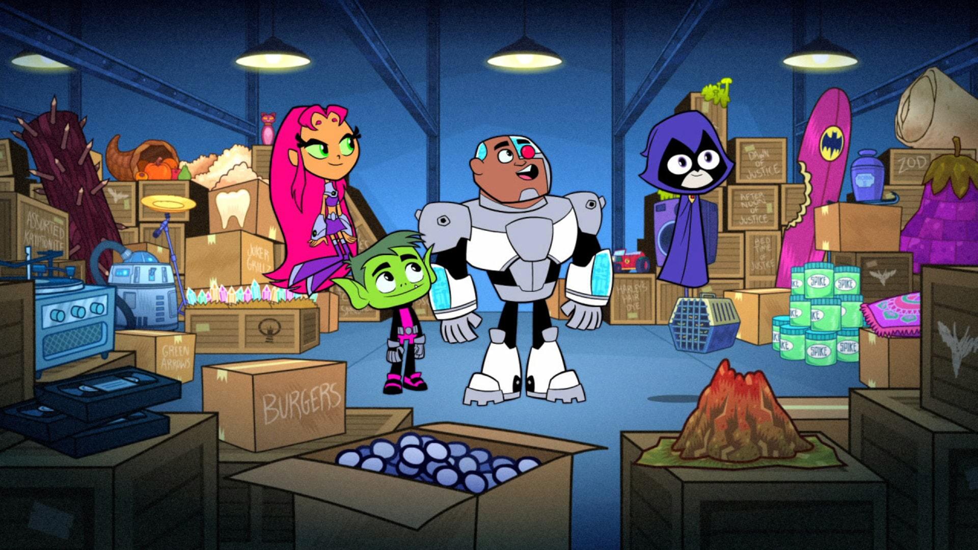 Teen Titans Go! photo 2