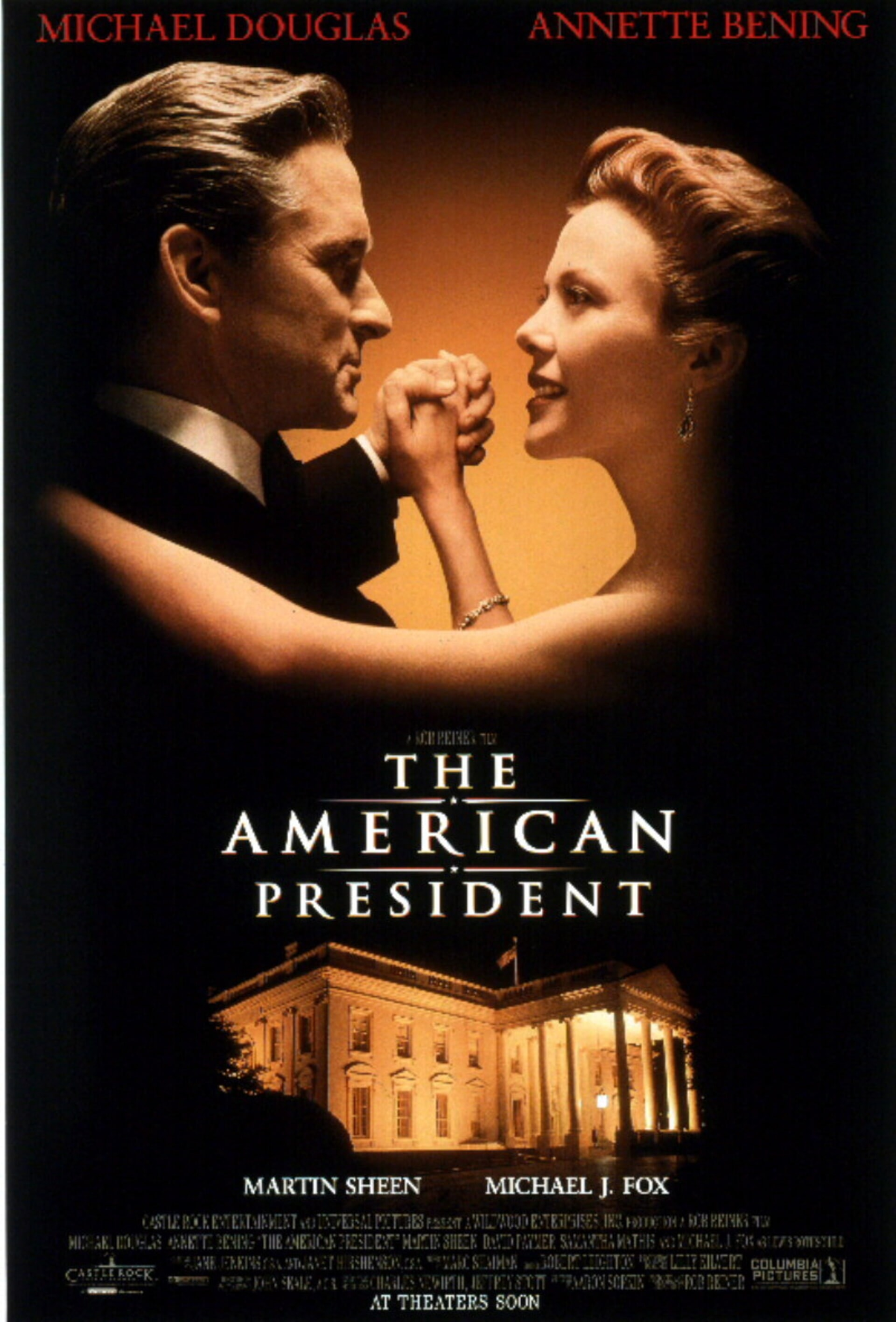 The American President - Poster 2