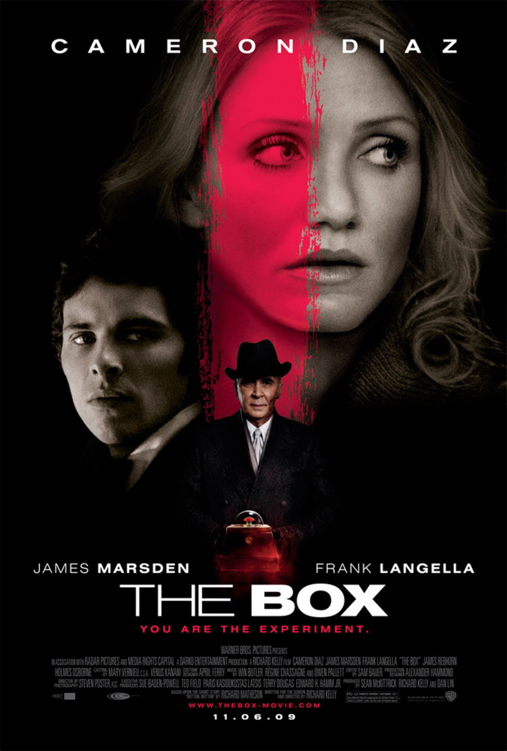 The Box - Poster 1