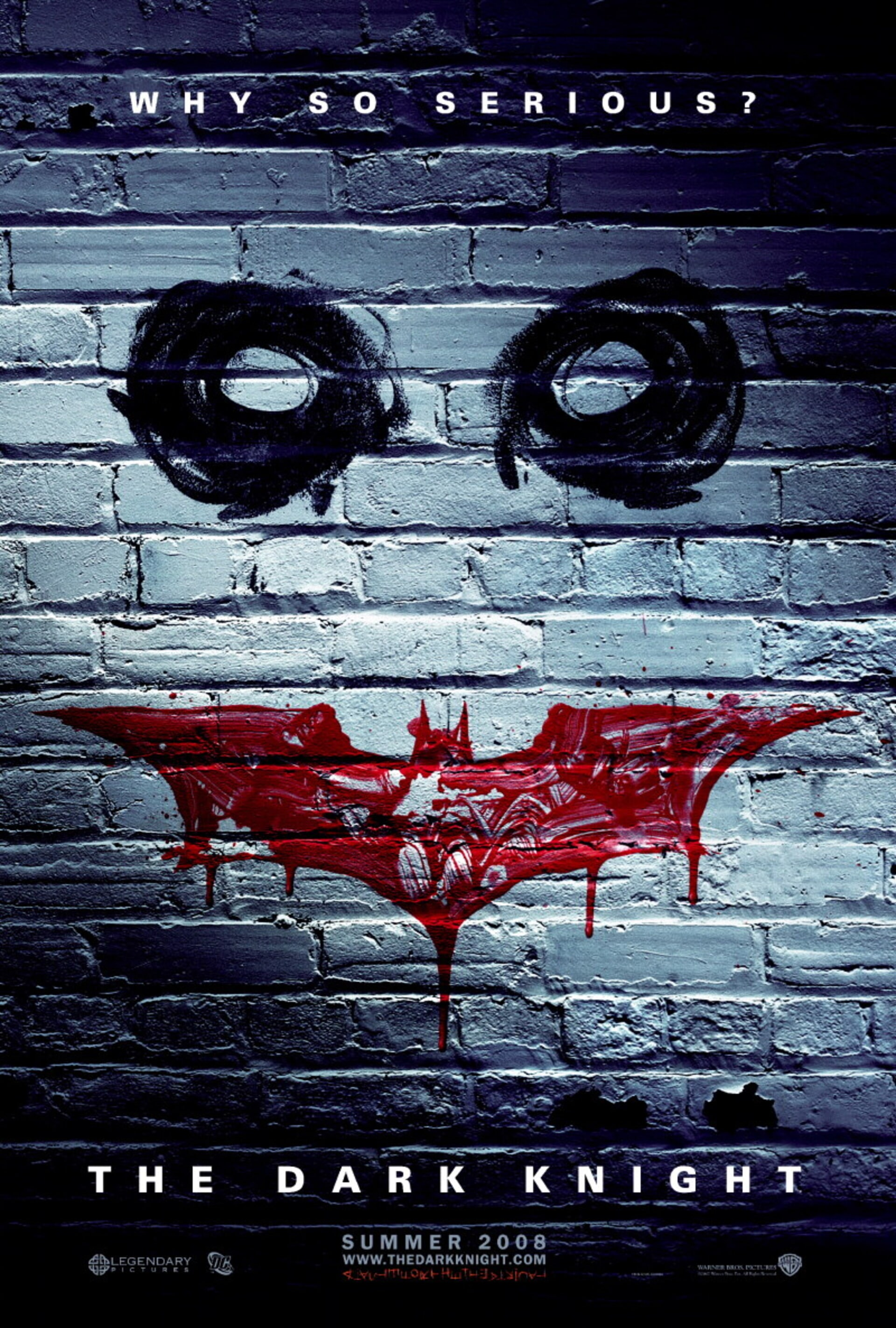 The Dark Knight - Poster 3