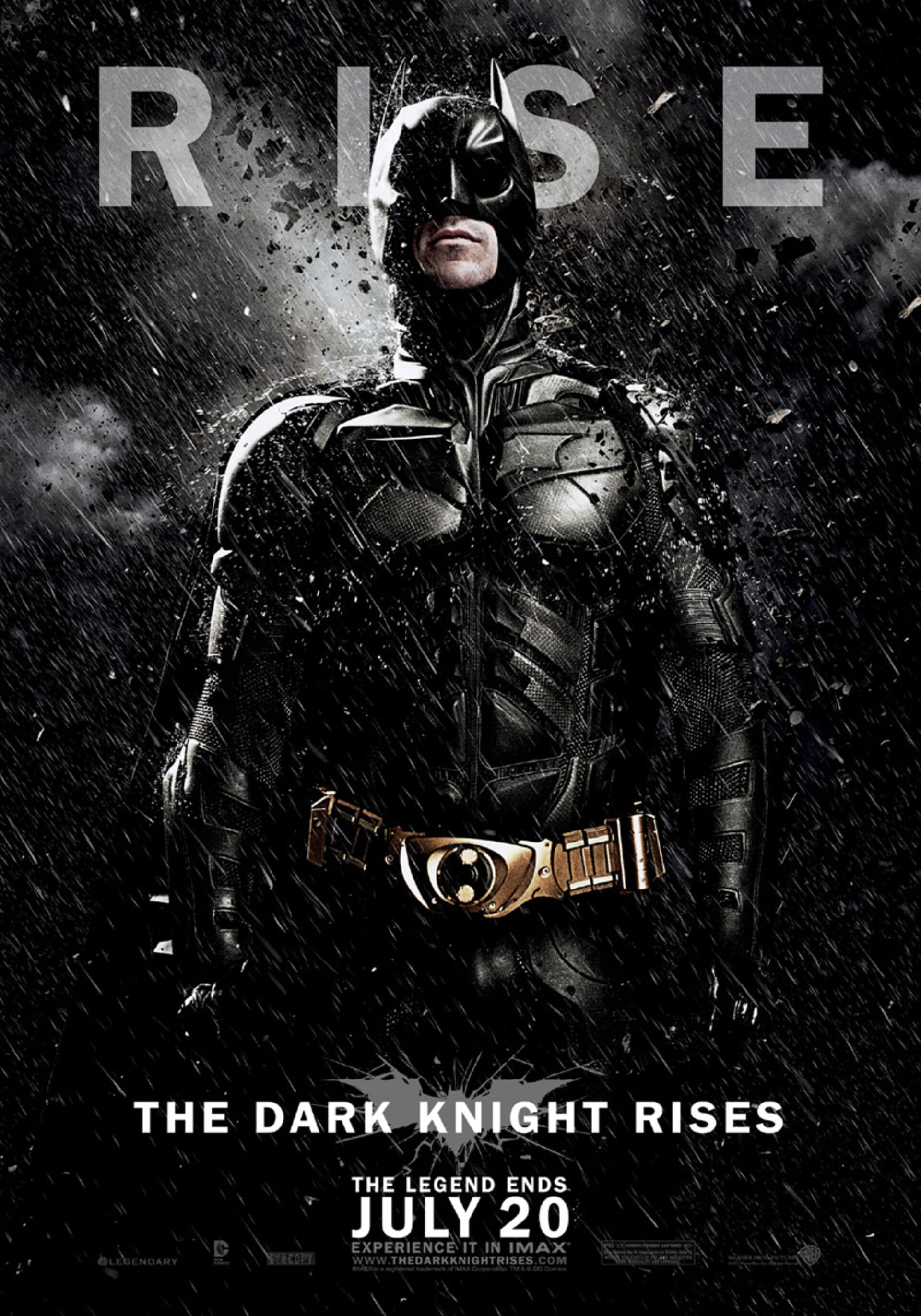 The Dark Knight Rises - Poster 4