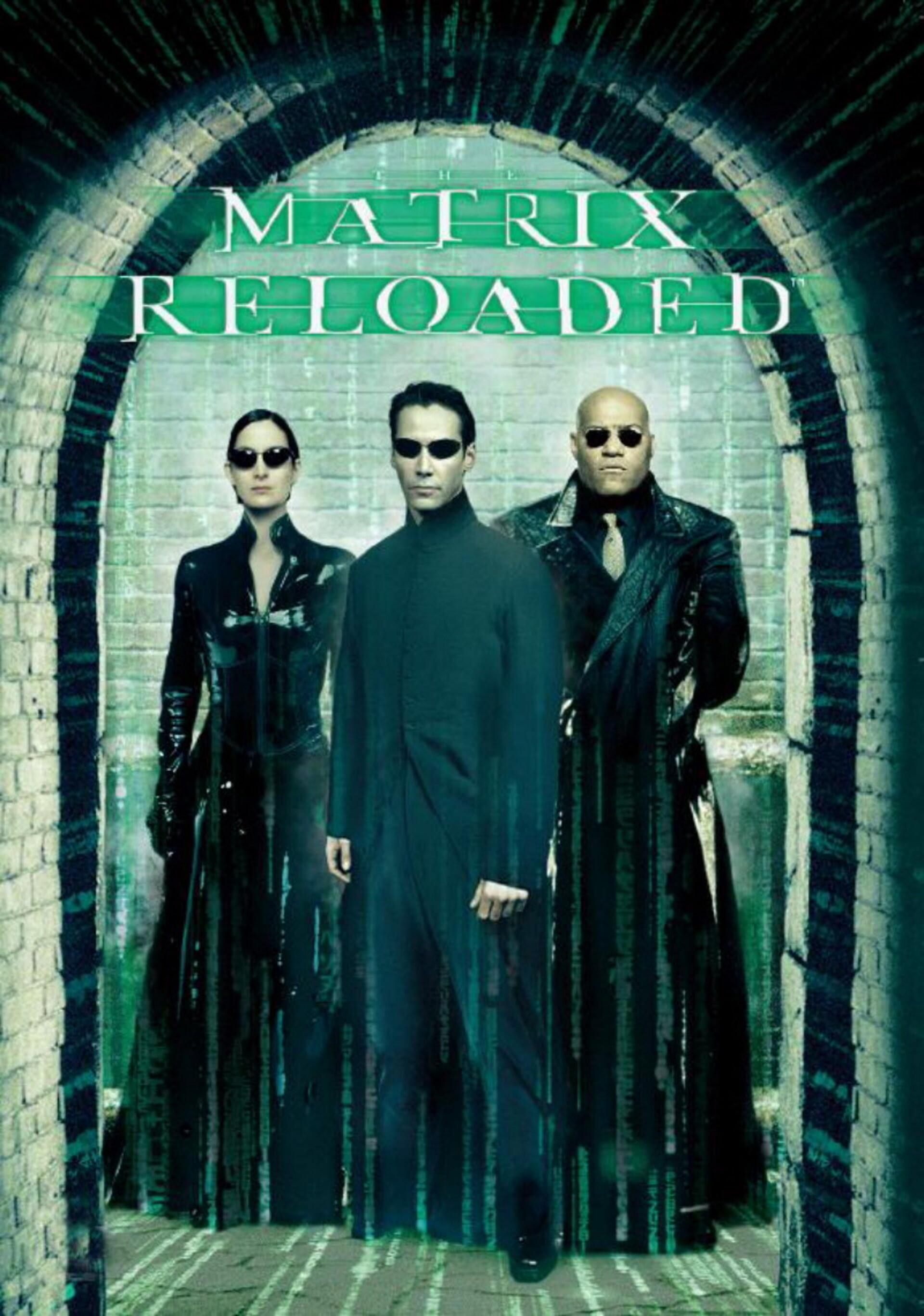 The Matrix Reloaded - Poster 1