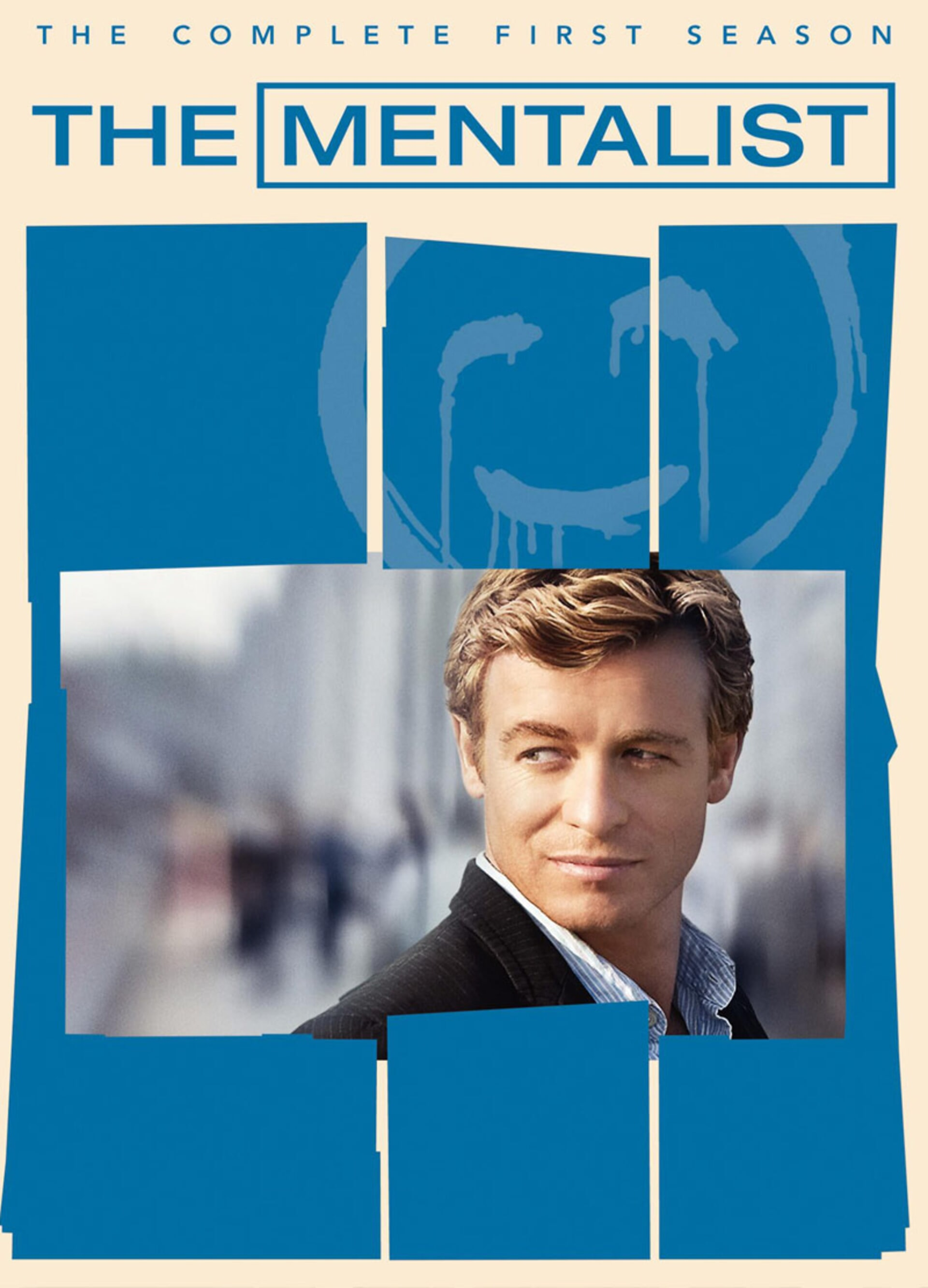 The Mentalist: Season 1 - Poster 1