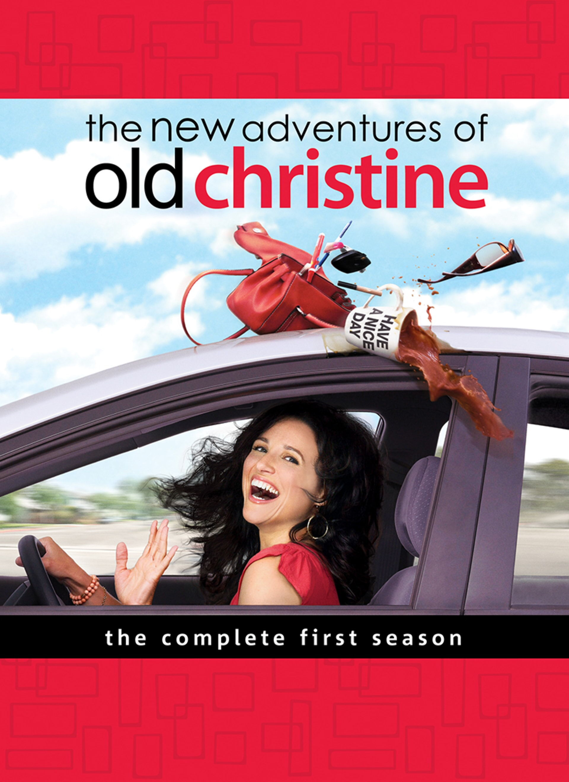 The New Adventures of Old Christine: Season 1 - Poster 1