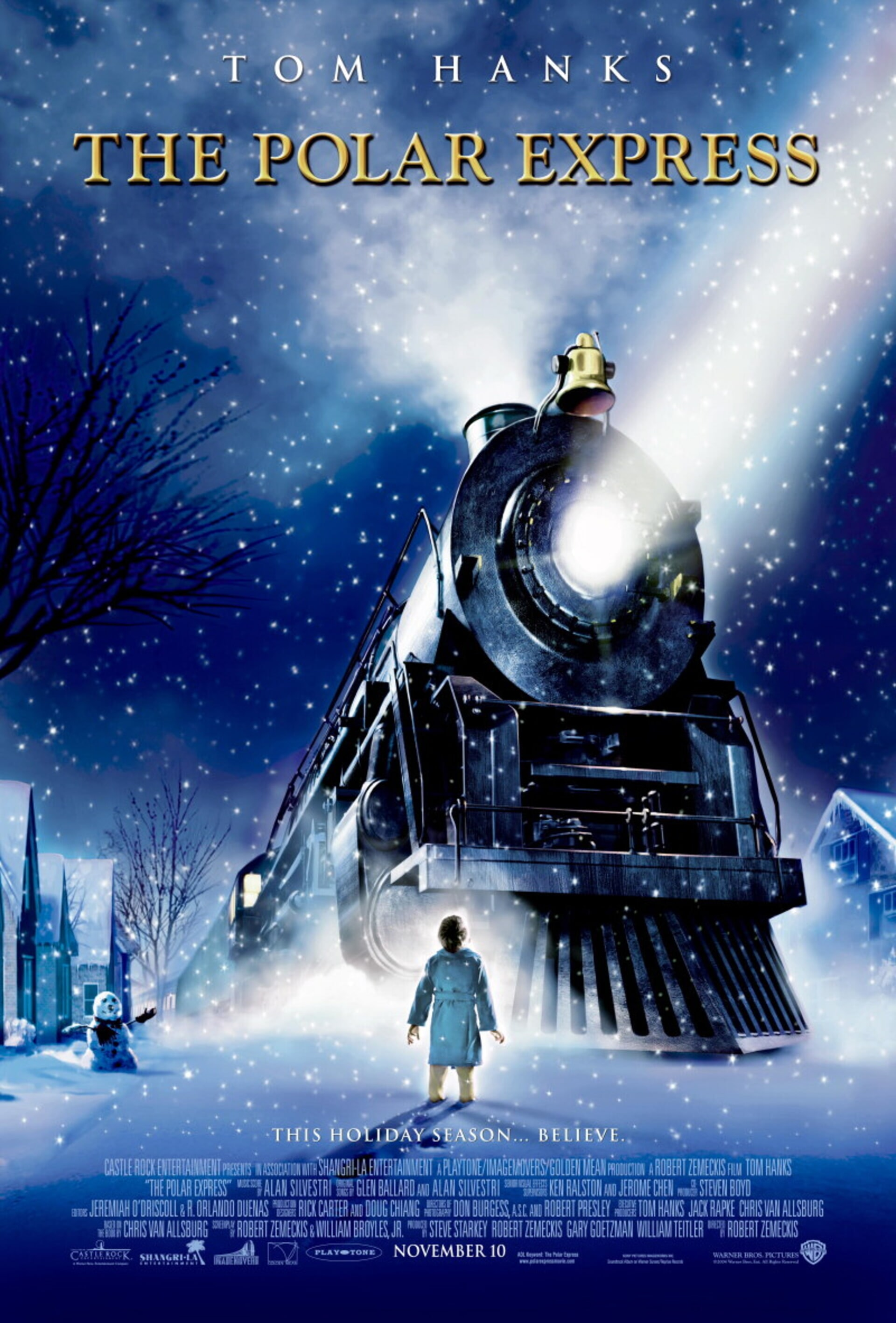 The Polar Express - Poster 1