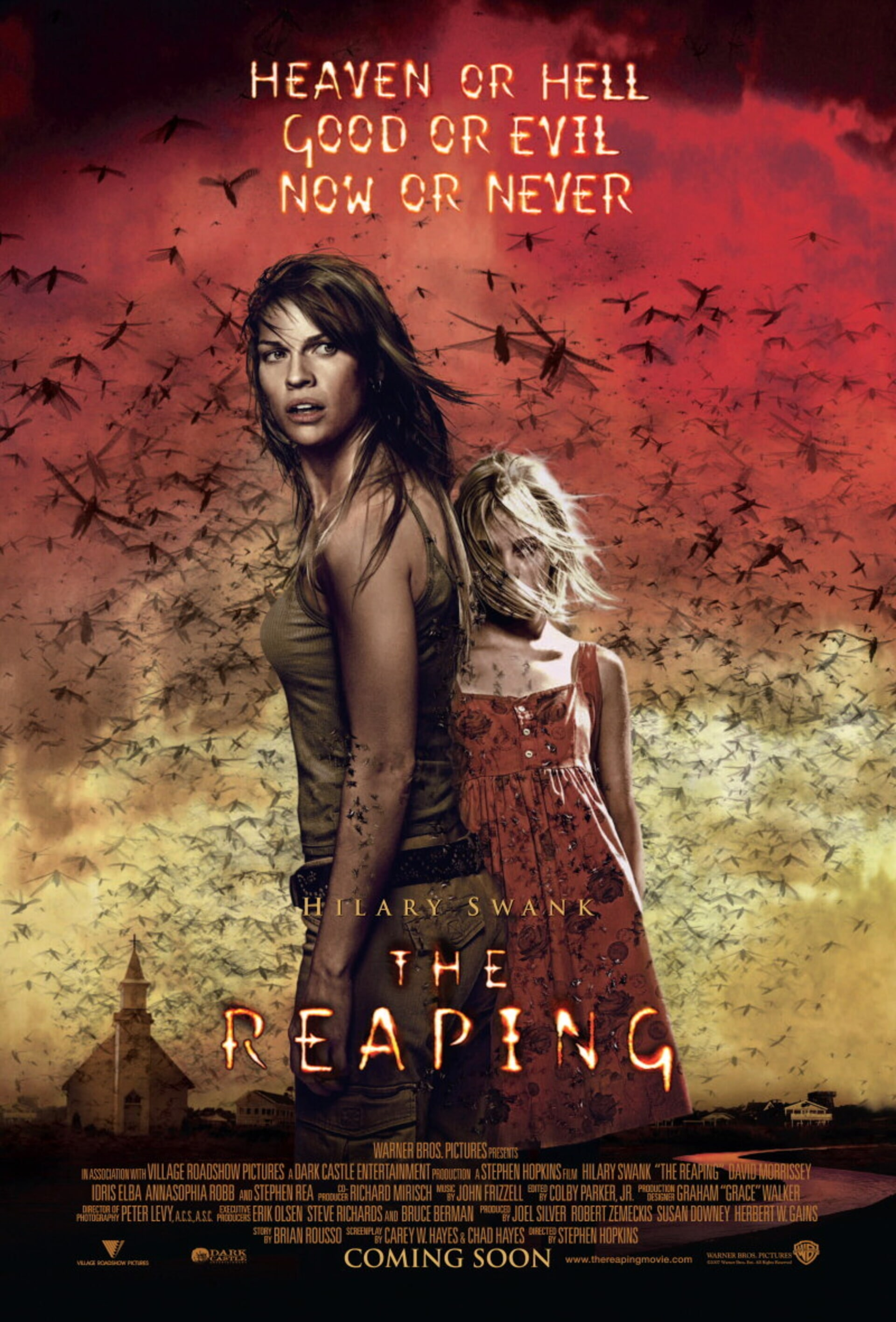 The Reaping - Poster 1