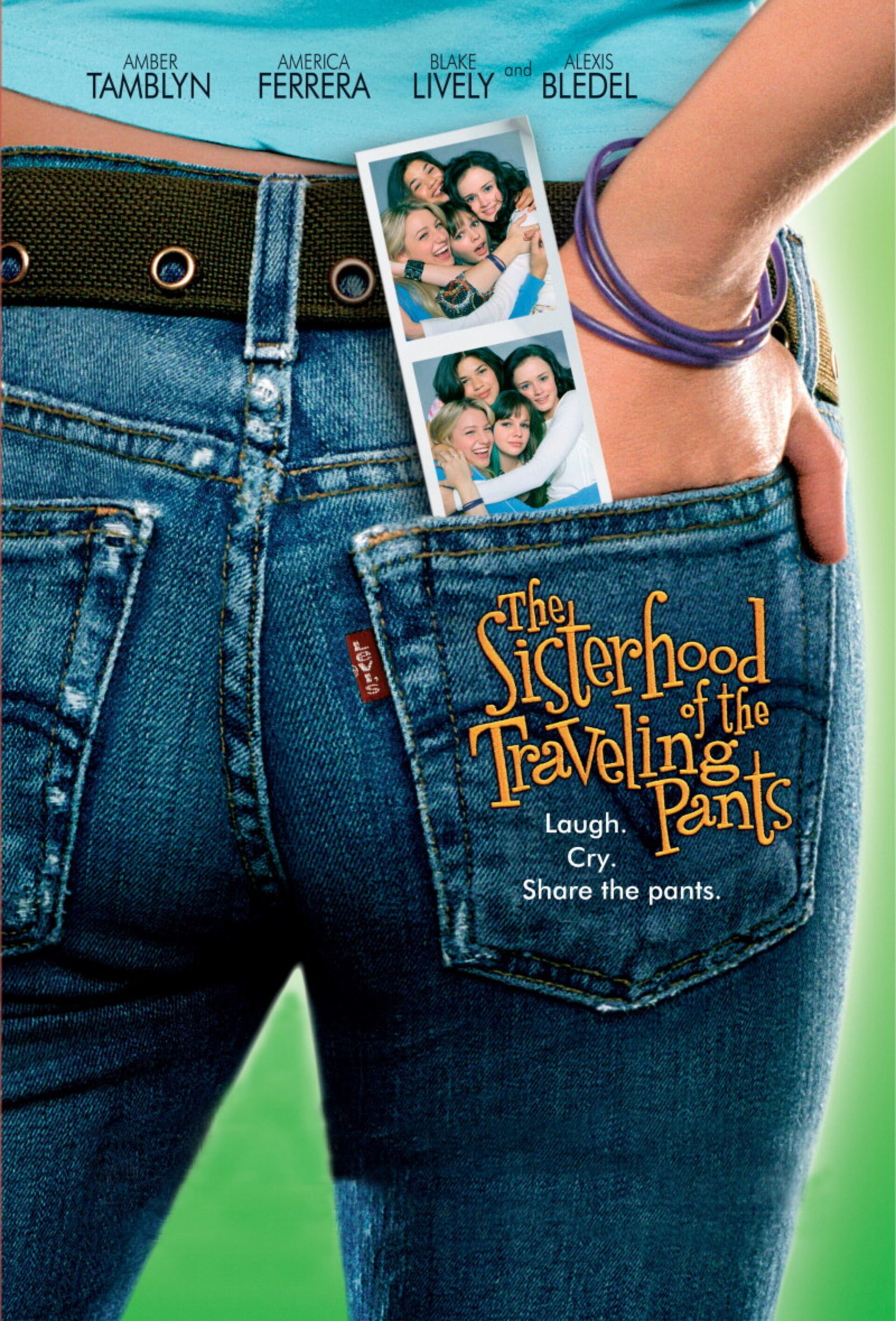 The Sisterhood of the Traveling Pants - Poster 1