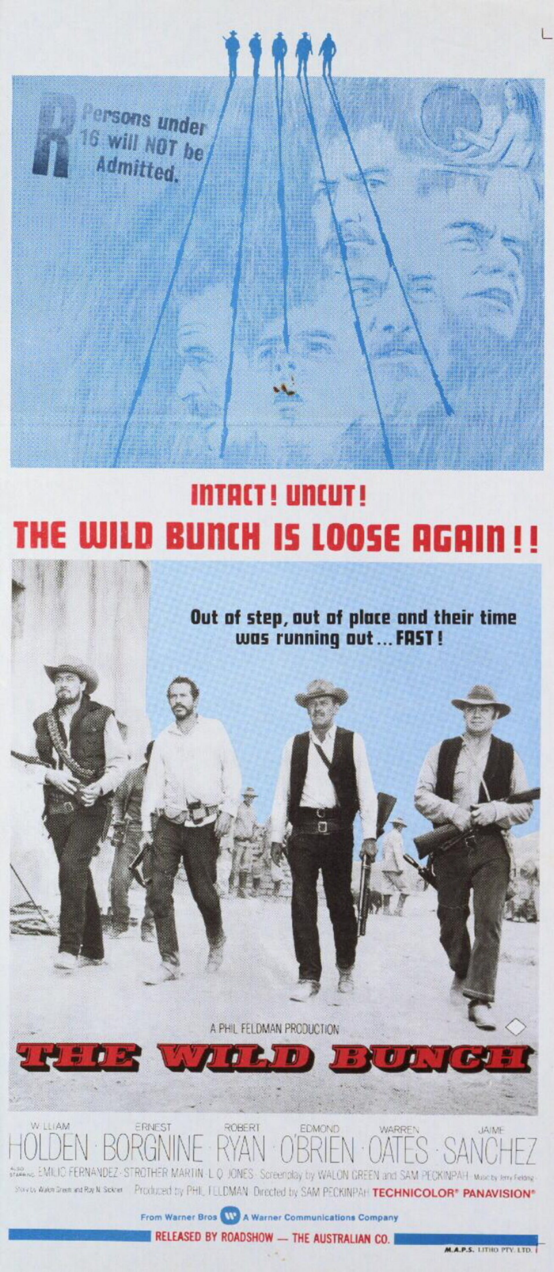 The Wild Bunch - Poster 11