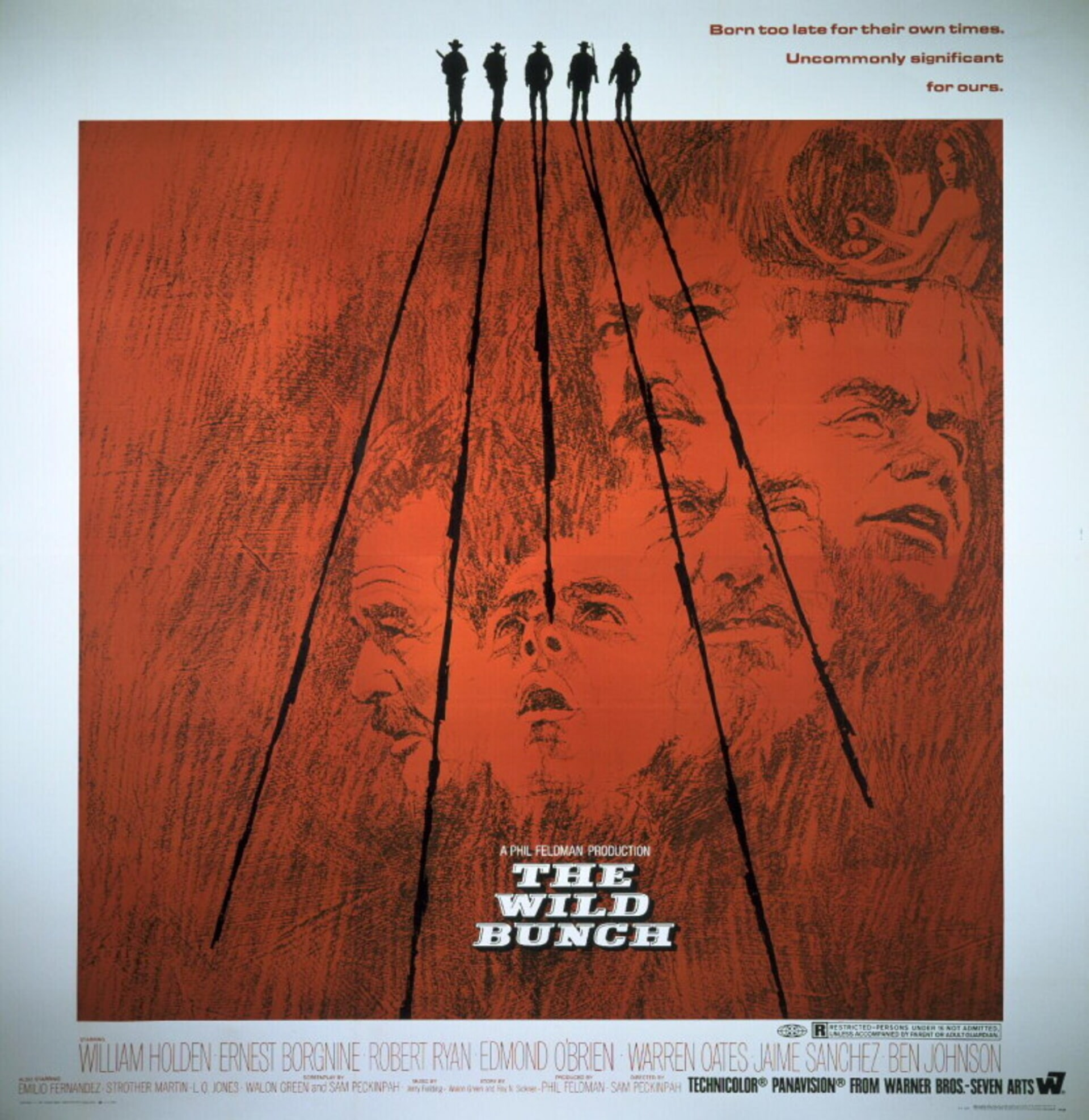 The Wild Bunch - Poster 12