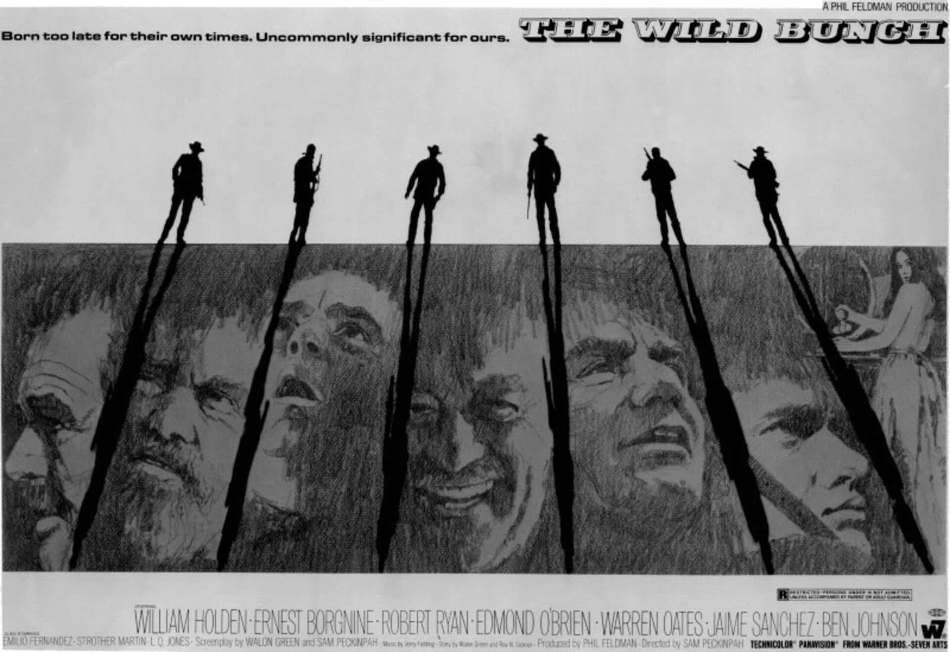 The Wild Bunch - Poster 13