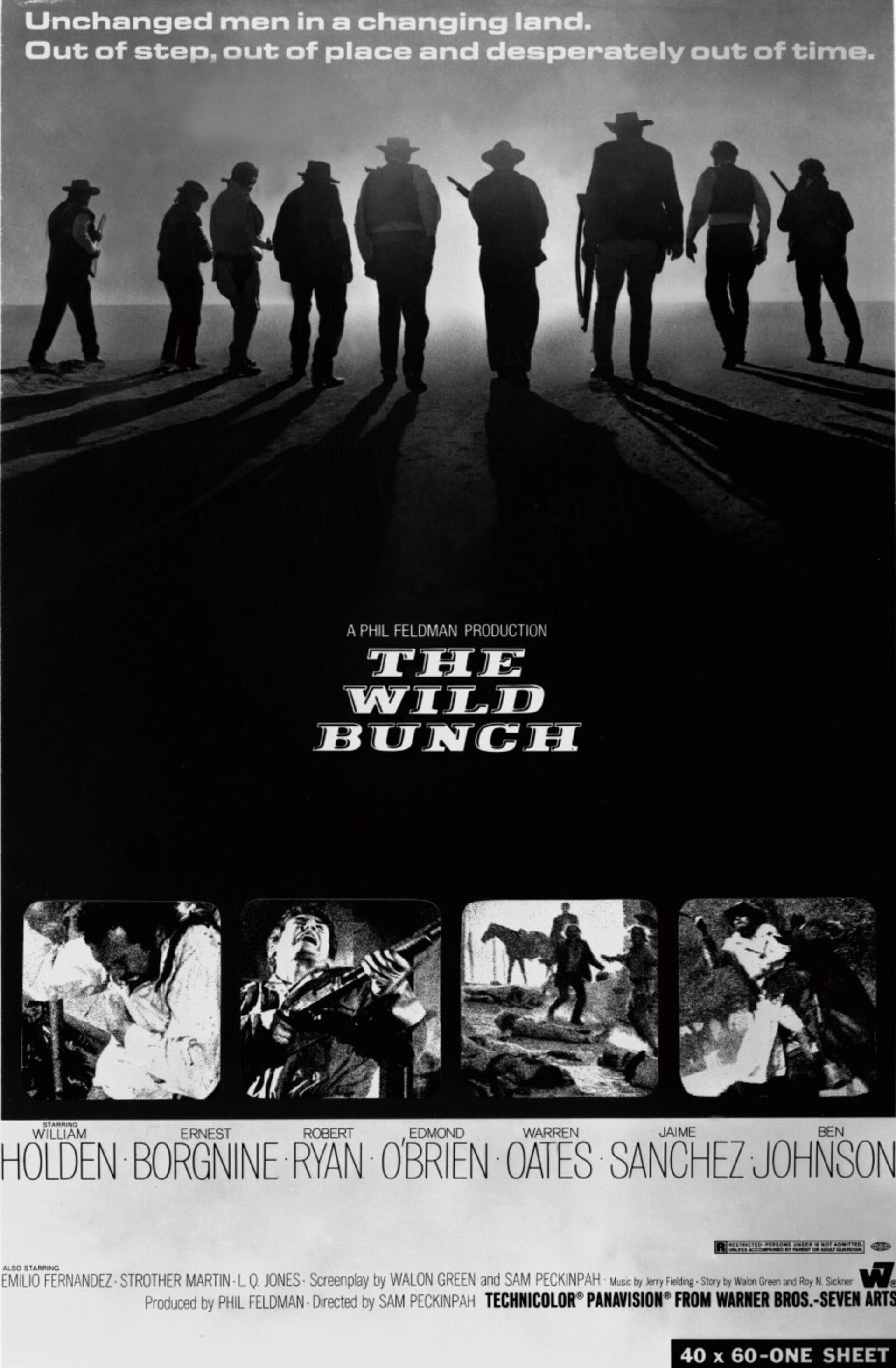 The Wild Bunch - Poster 14