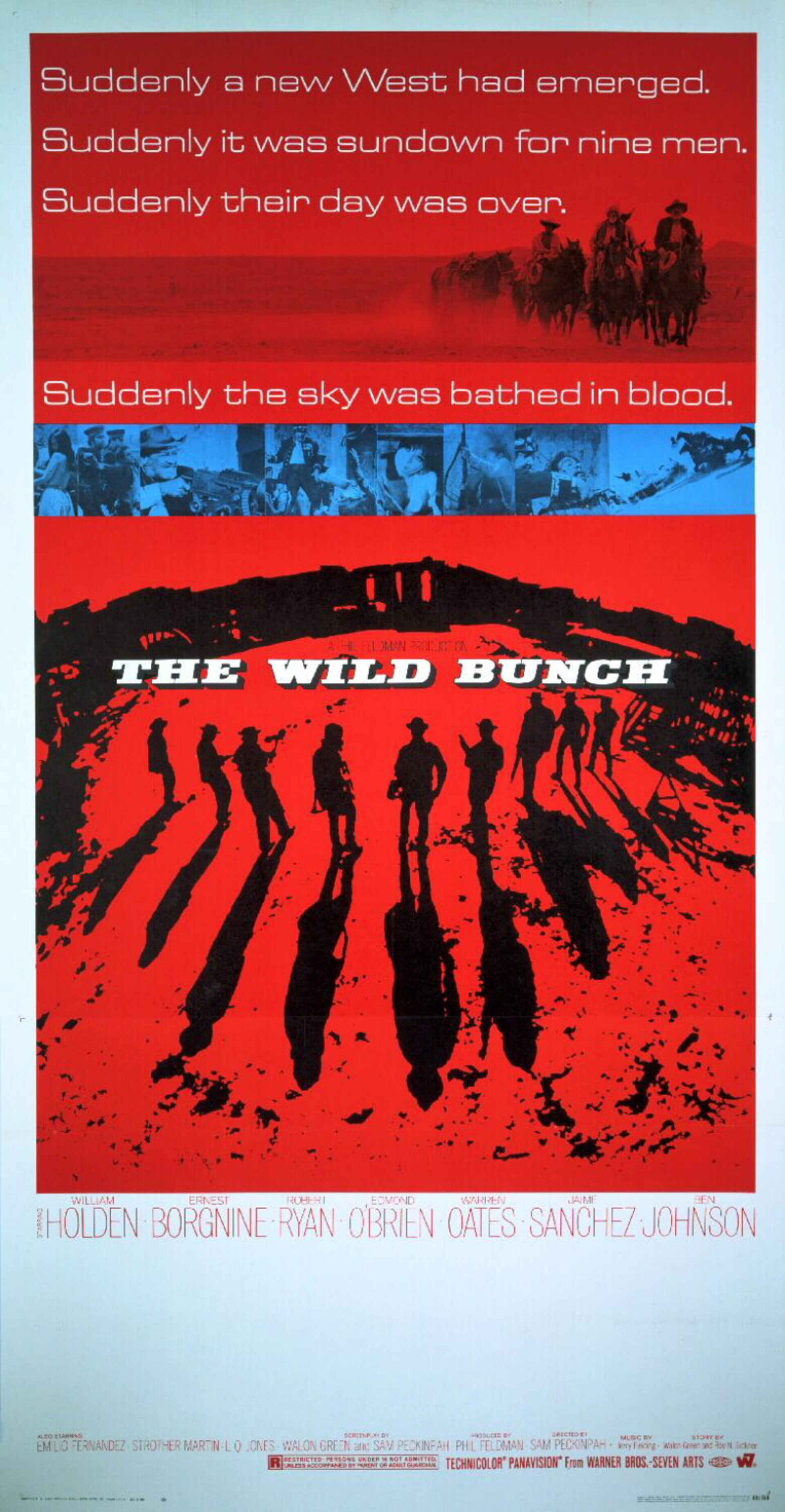 The Wild Bunch - Poster 15