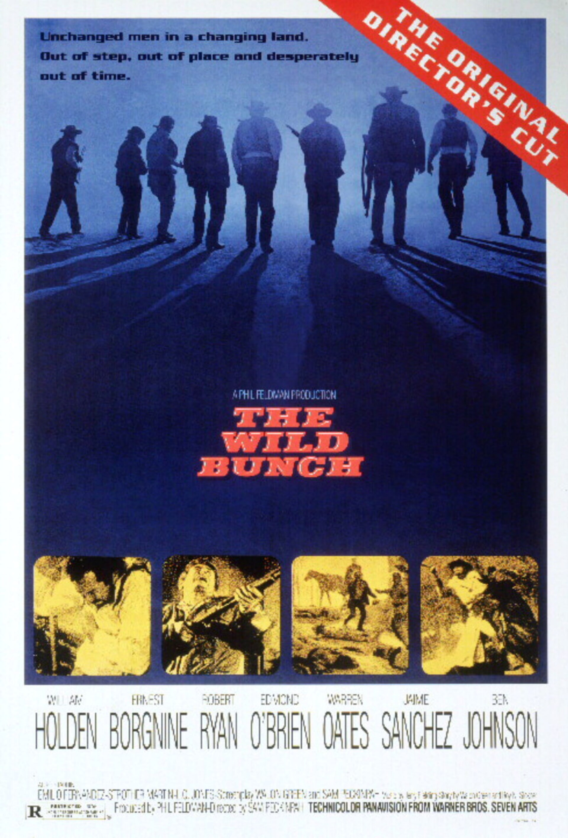 The Wild Bunch - Poster 6