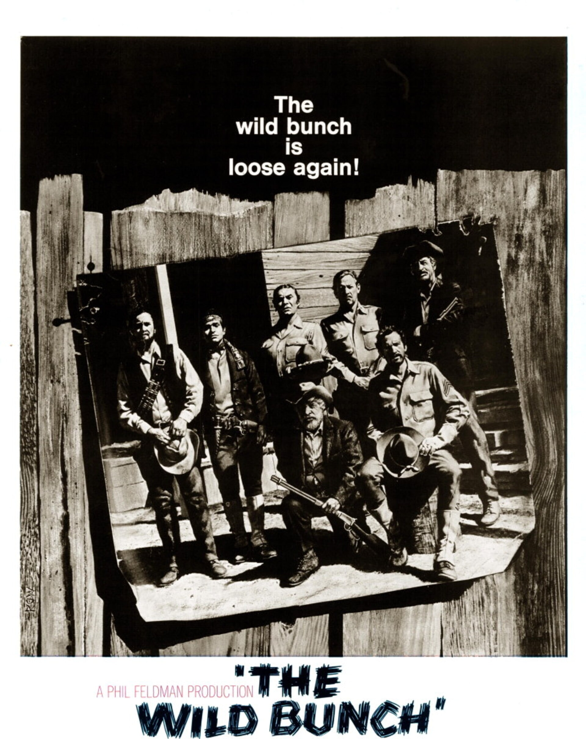 The Wild Bunch - Poster 9