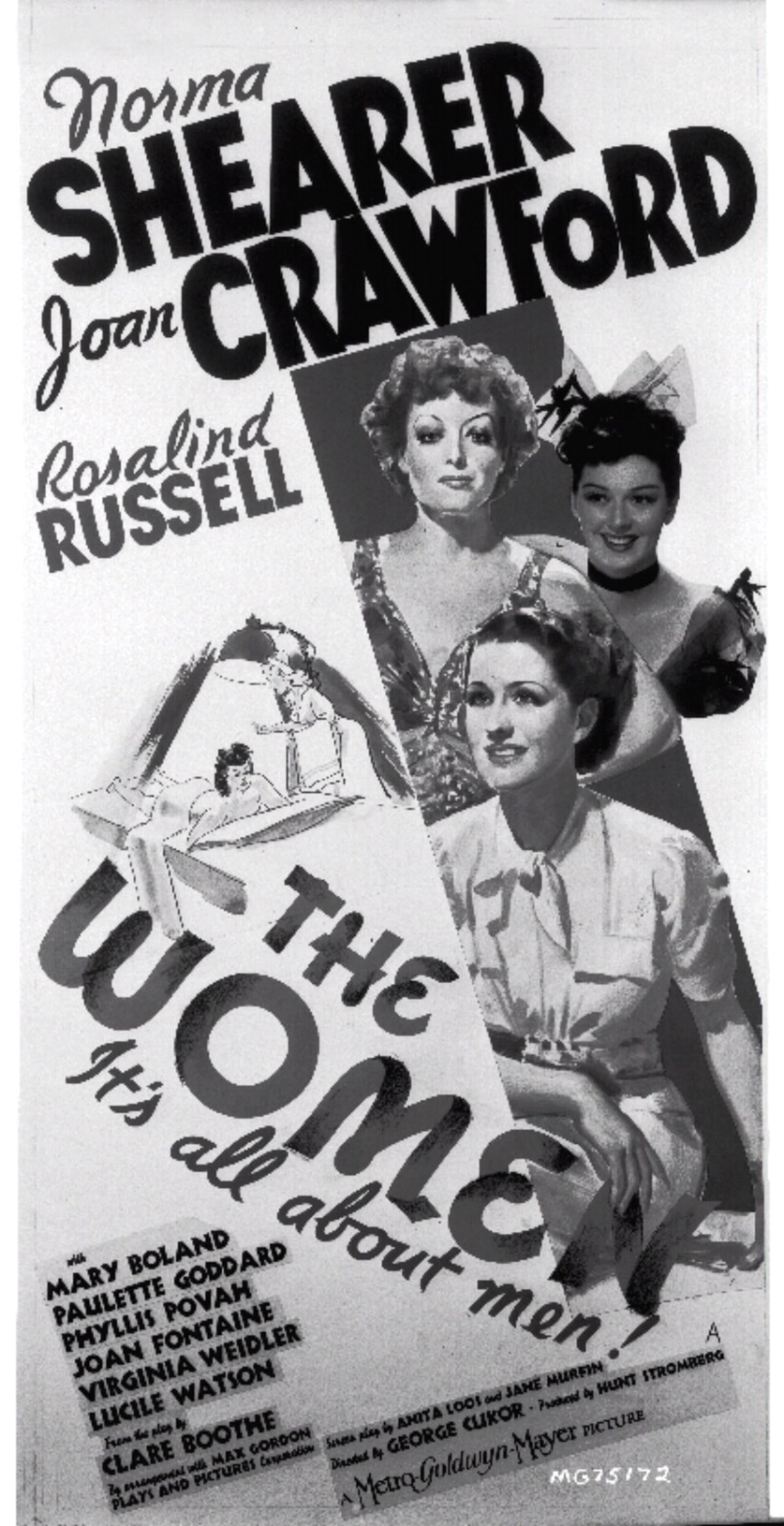 The Women (1939) - Poster 7