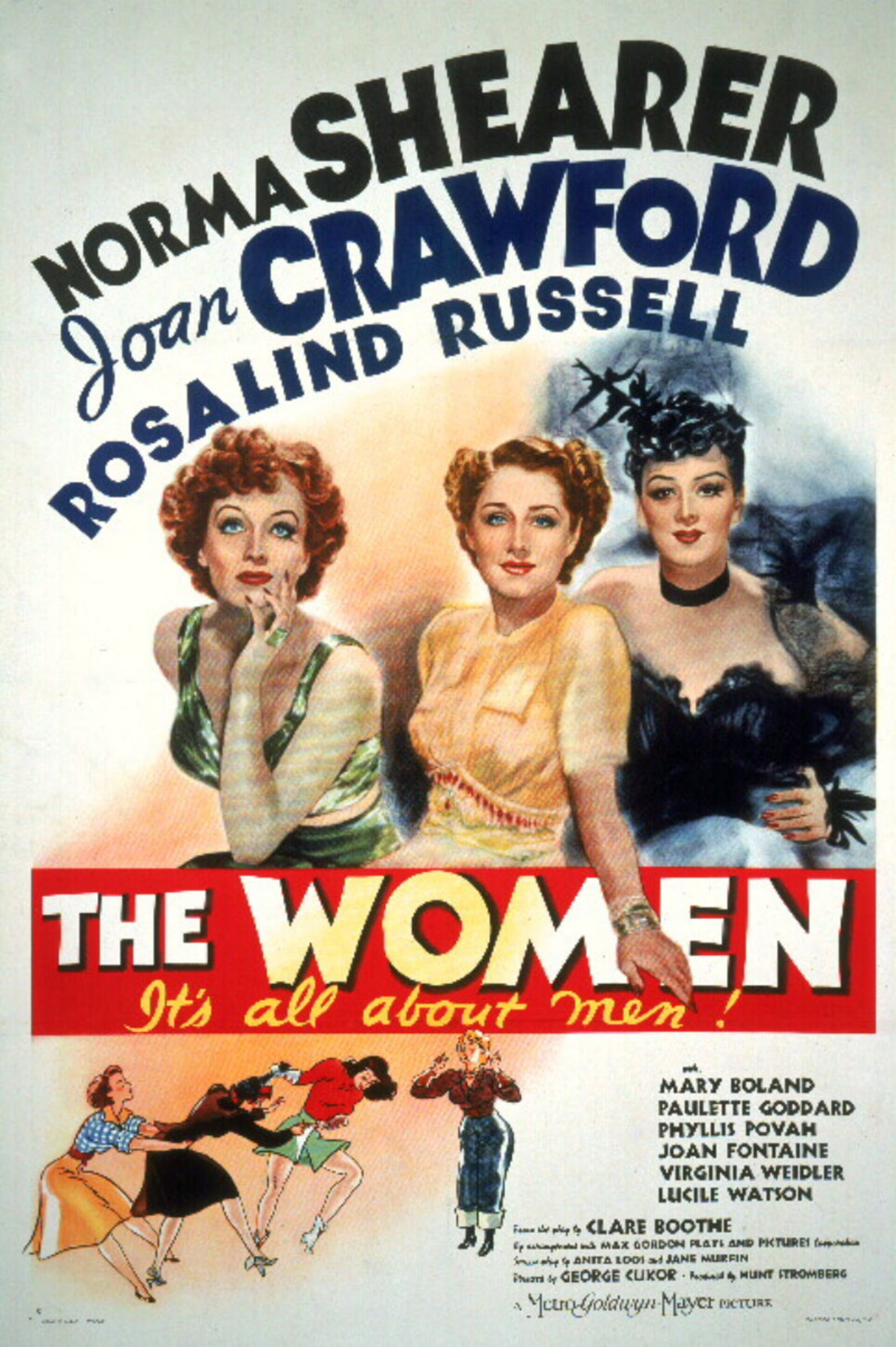 The Women (1939) - Poster 8