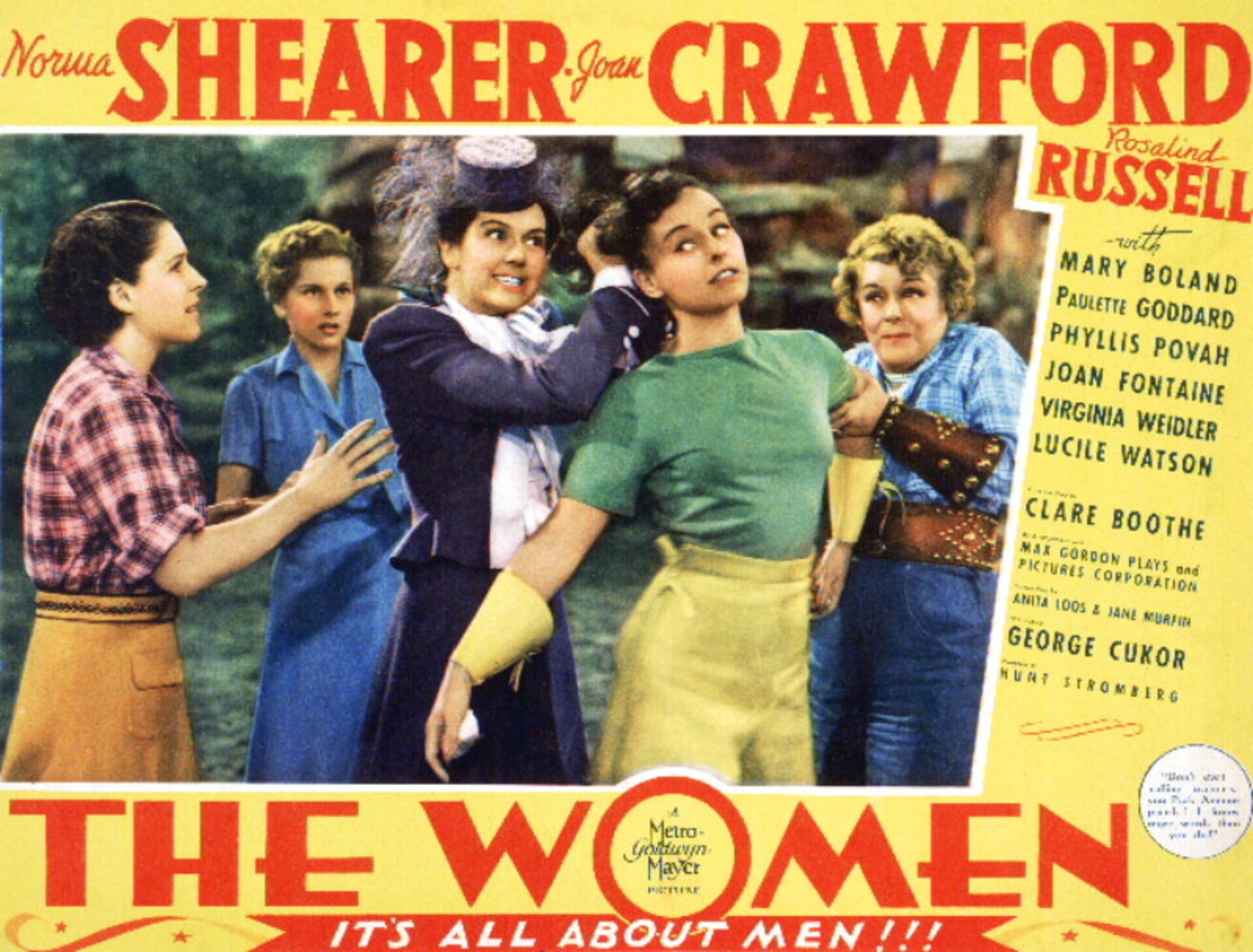 The Women (1939) - Poster 10