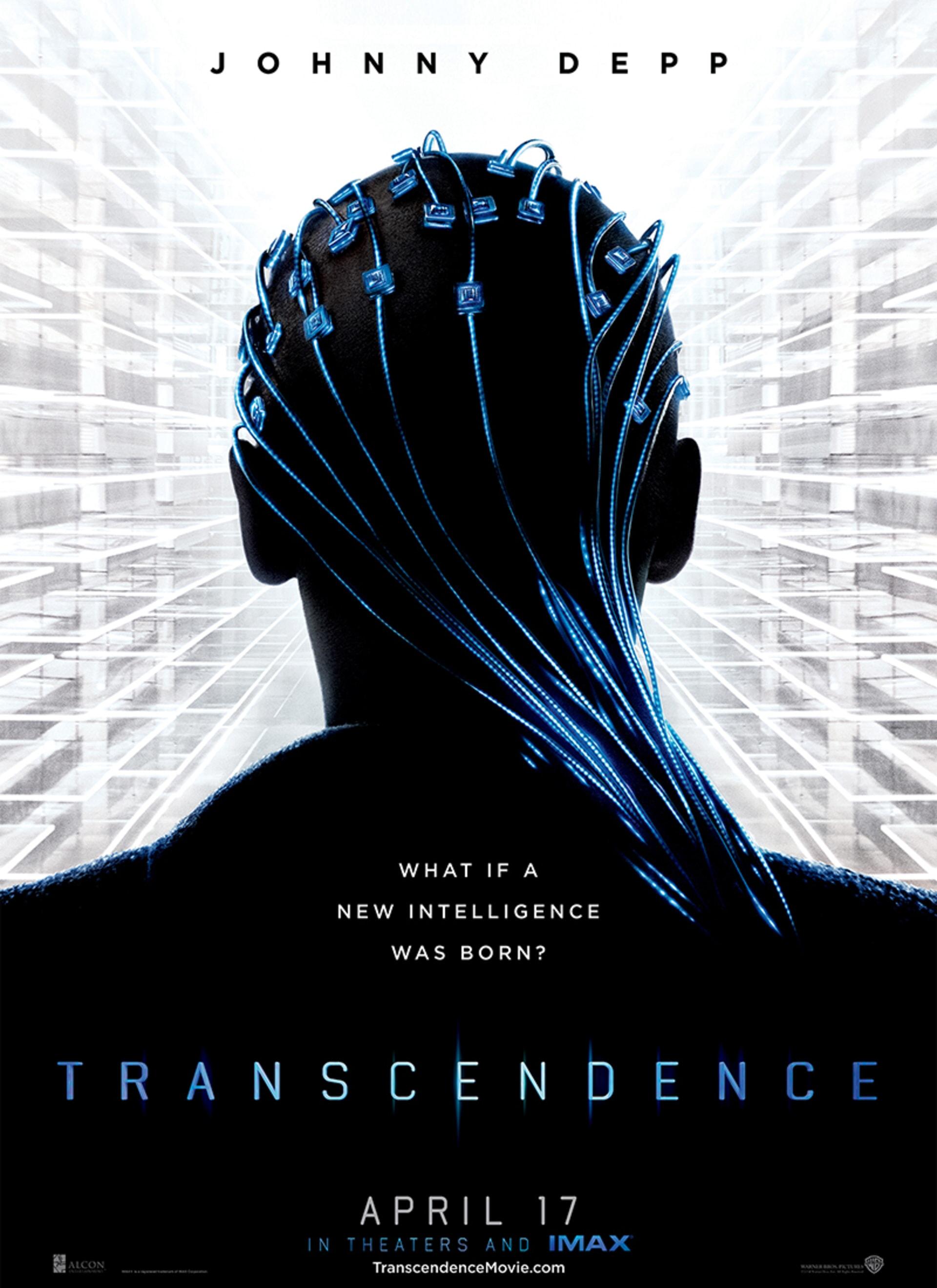 Transcendence - Poster 2