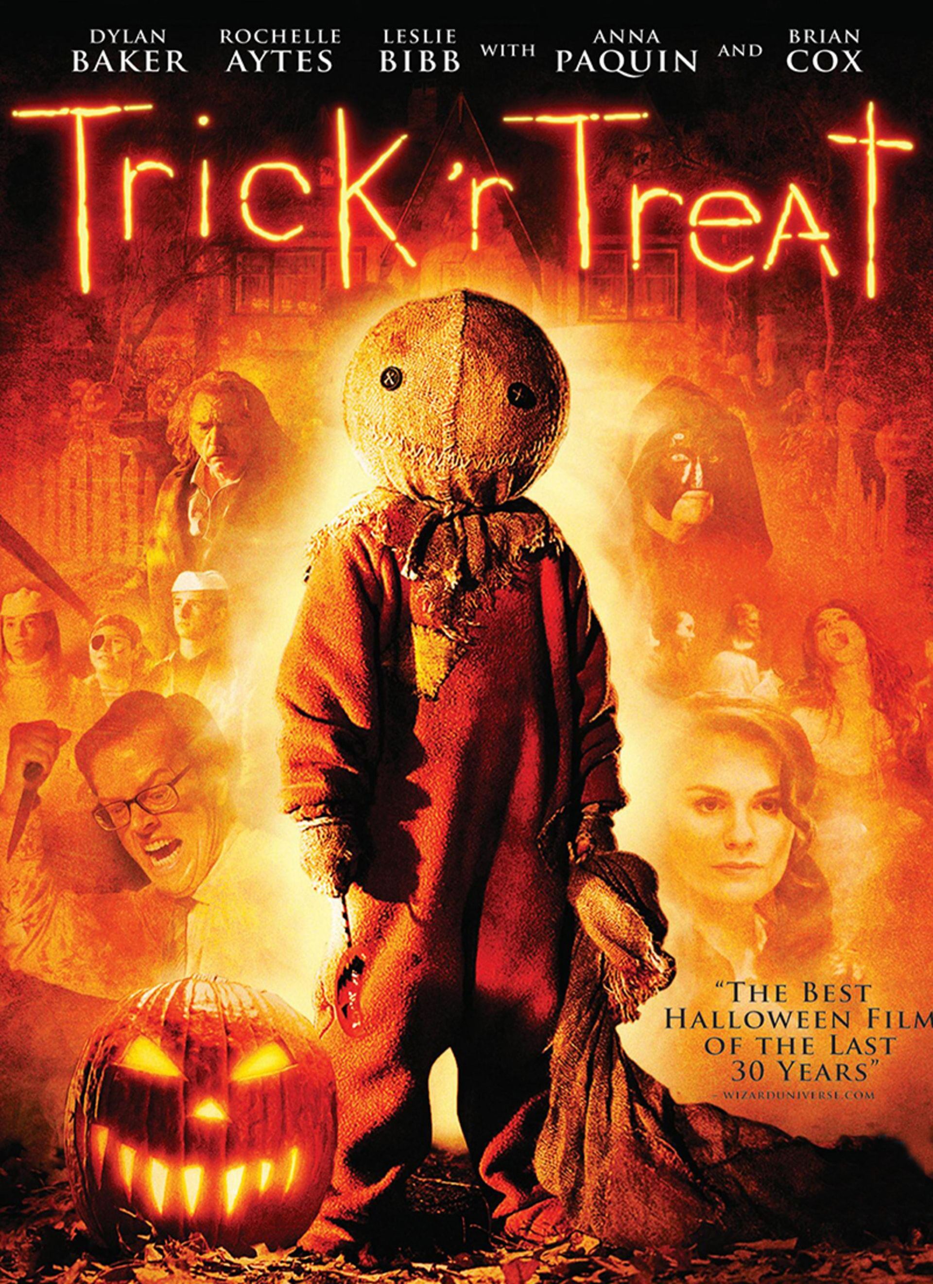 Trick 'r Treat - Poster 1