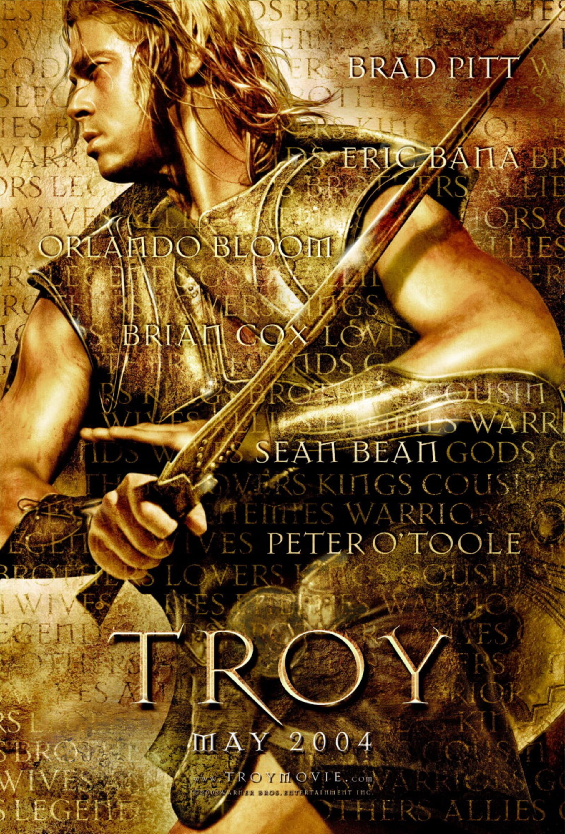 Troy - Poster 1