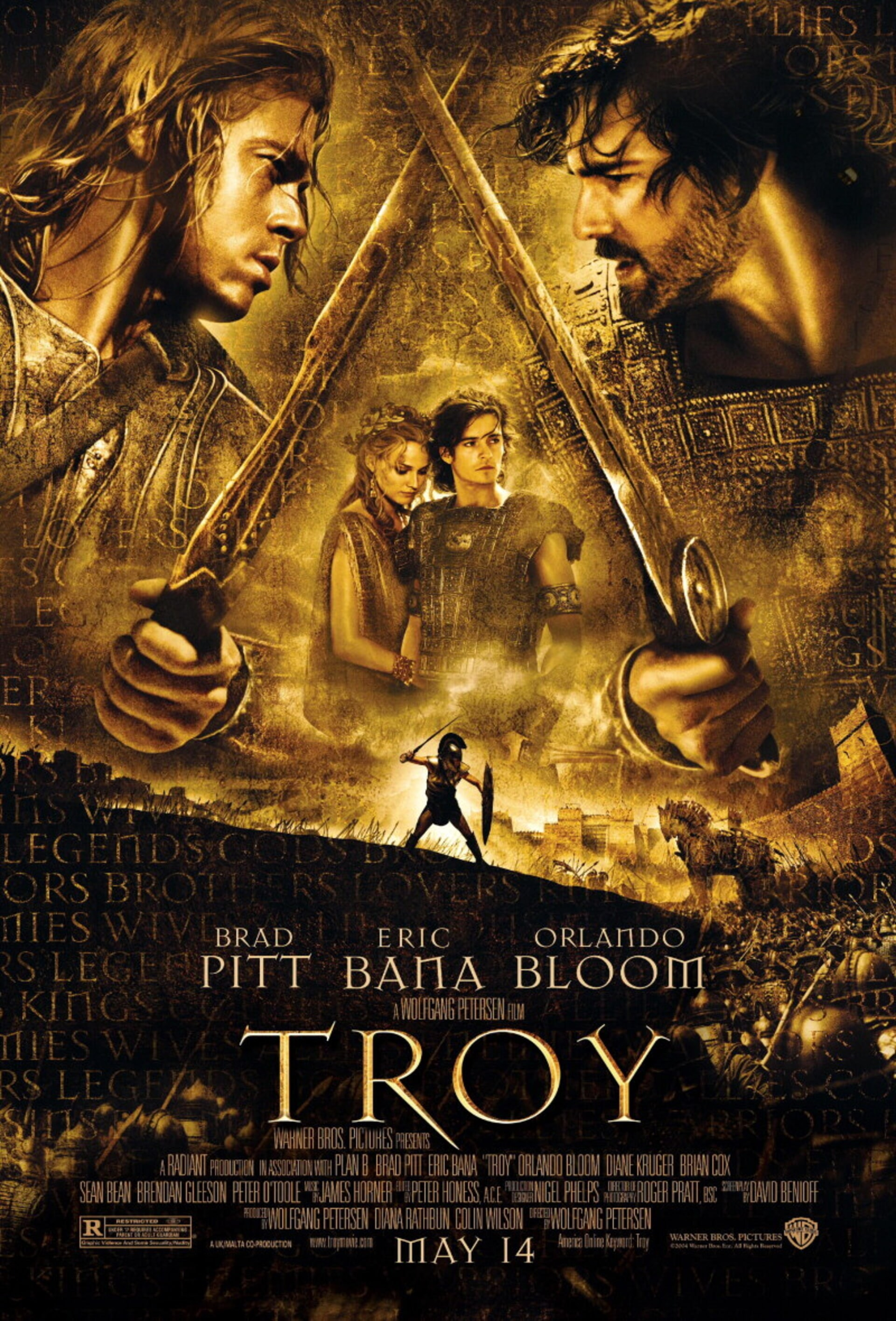 Troy - Poster 2