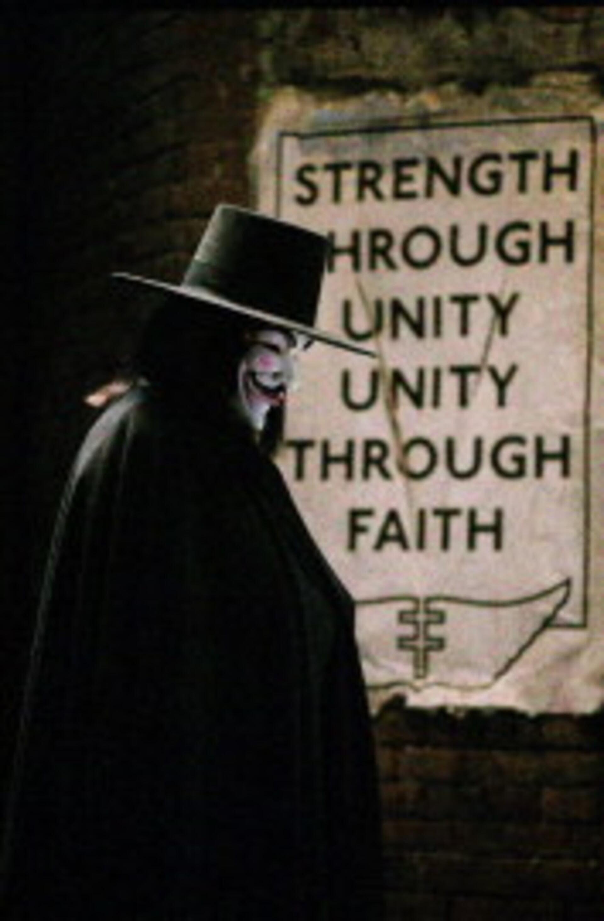 V for Vendetta - Image 37