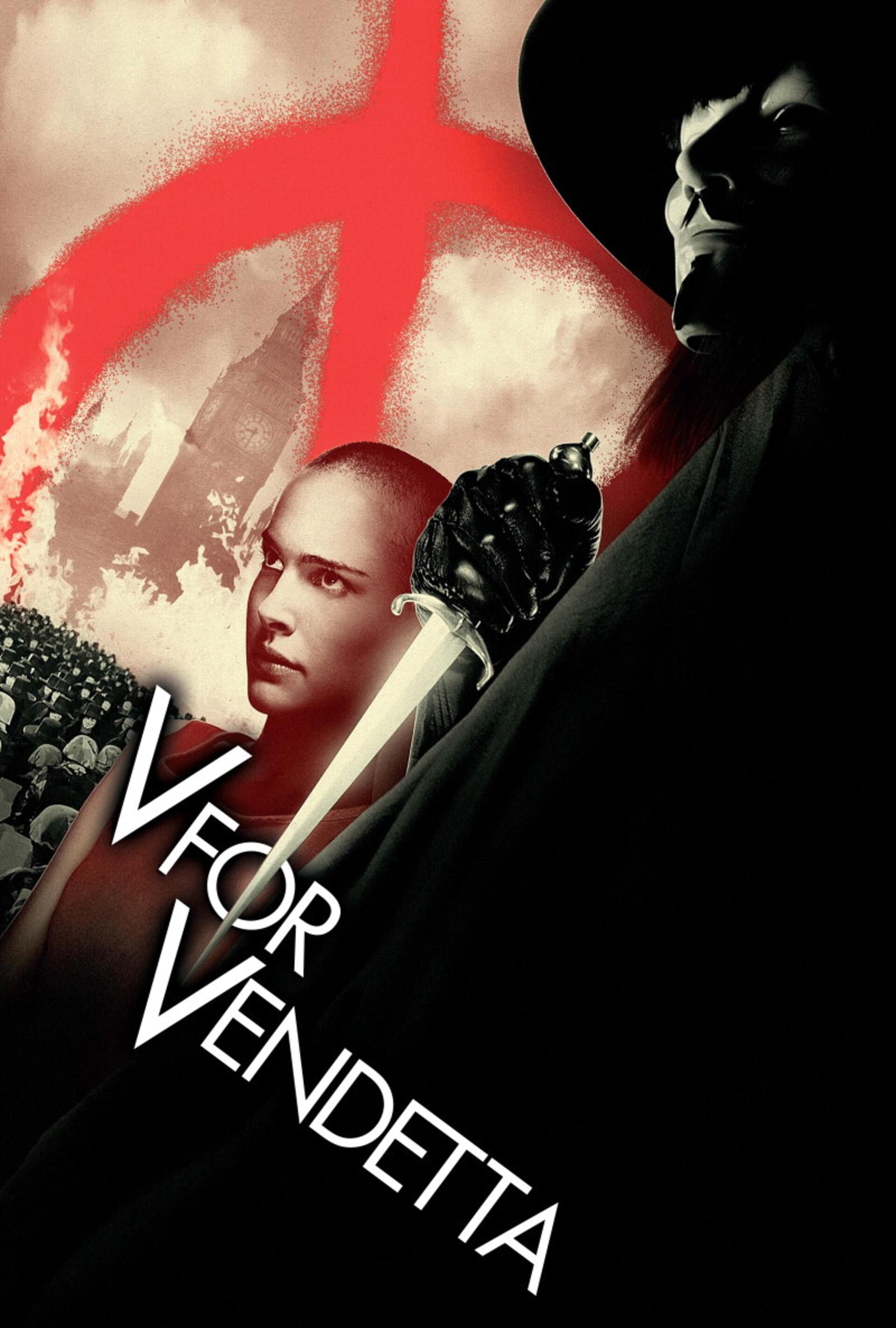 V for Vendetta - Poster 1