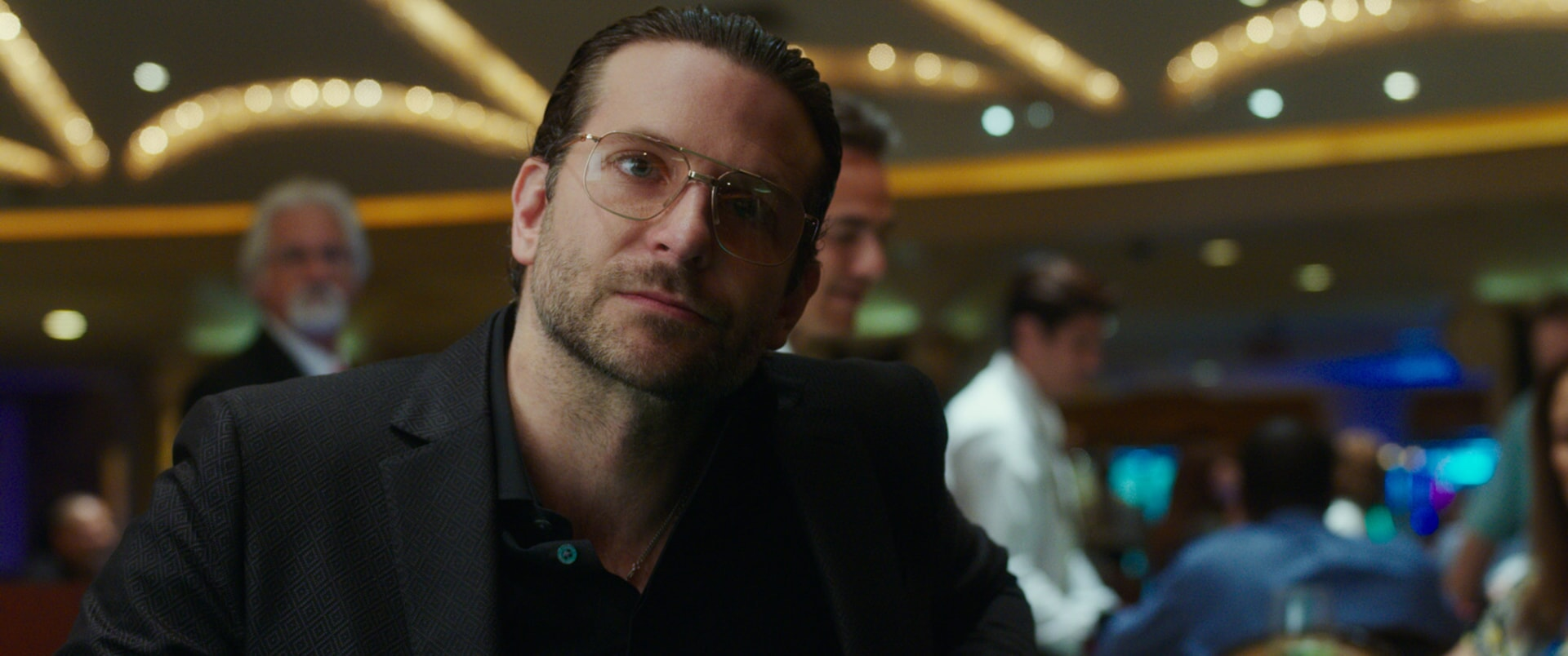 """BRADLEY COOPER as Henry in Warner Bros. Pictures' comedic drama (based on true events) """"WAR DOGS,"""" a Warner Bros. Pictures release."""