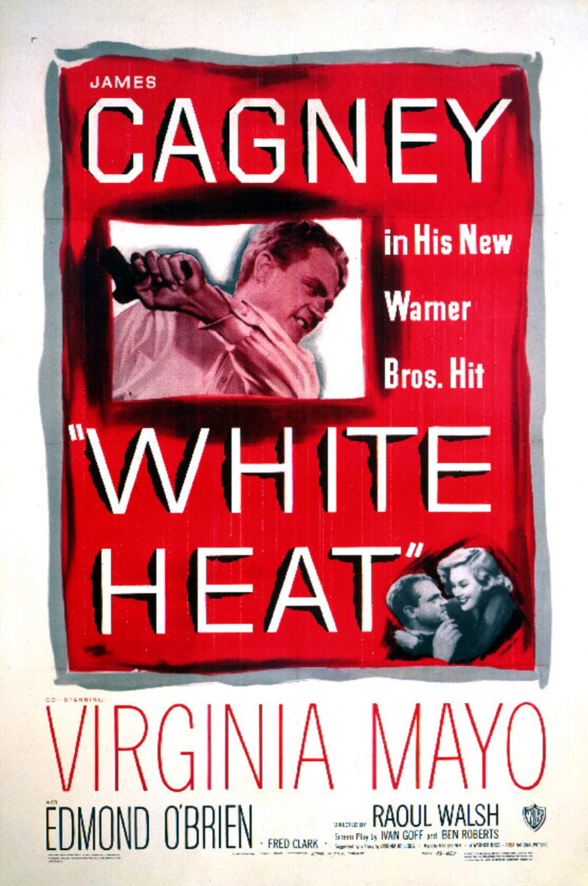 White Heat - Poster 1