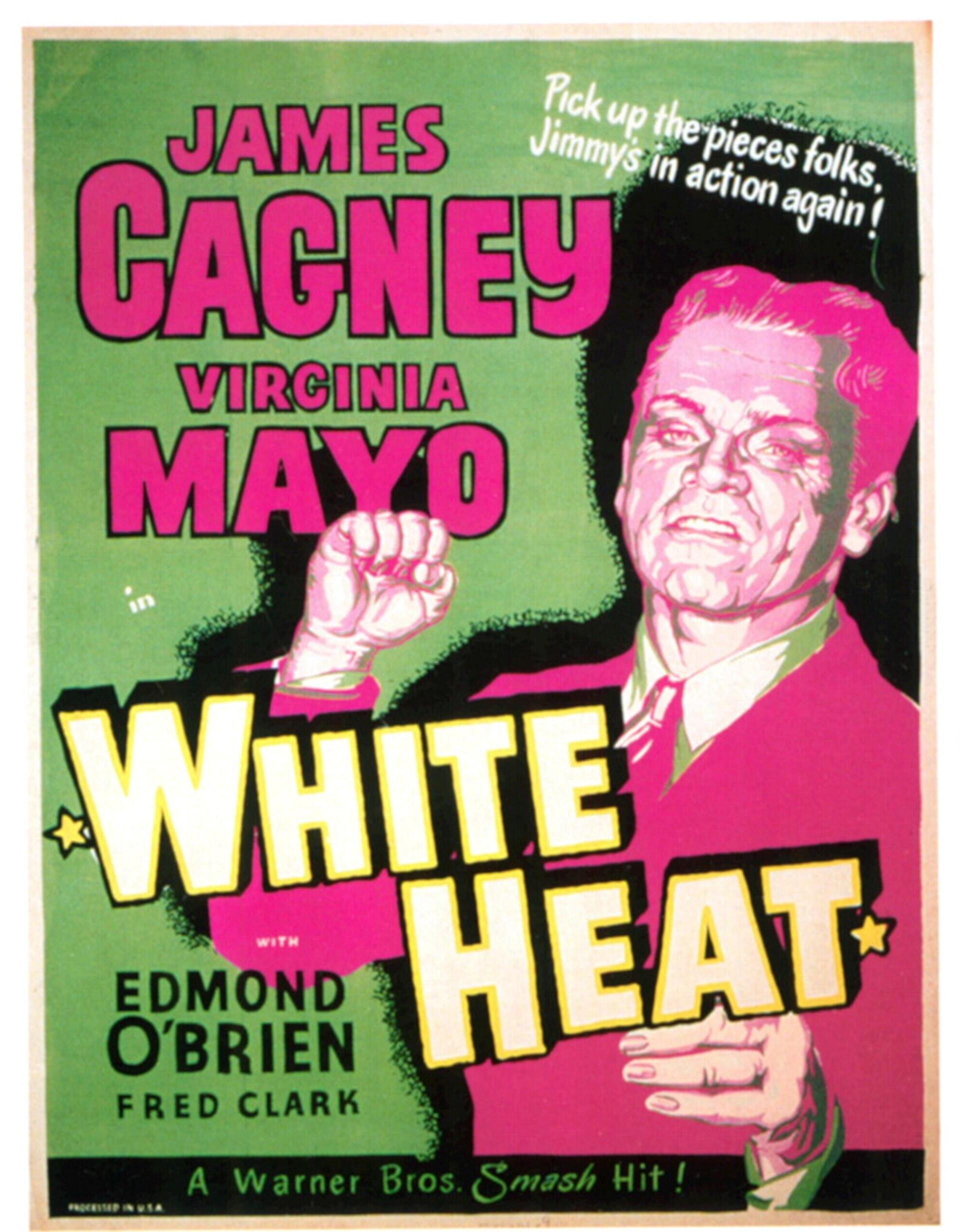 White Heat - Poster 2