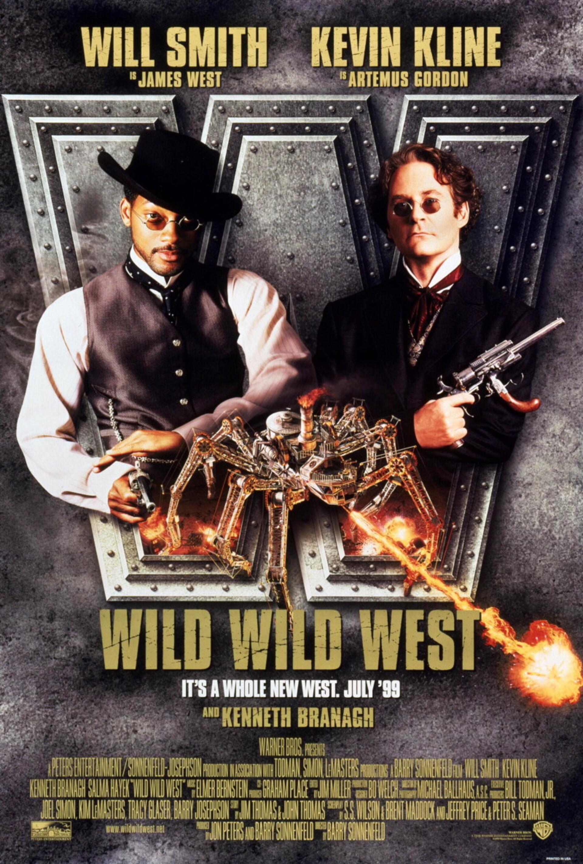 Wild Wild West - Poster 1