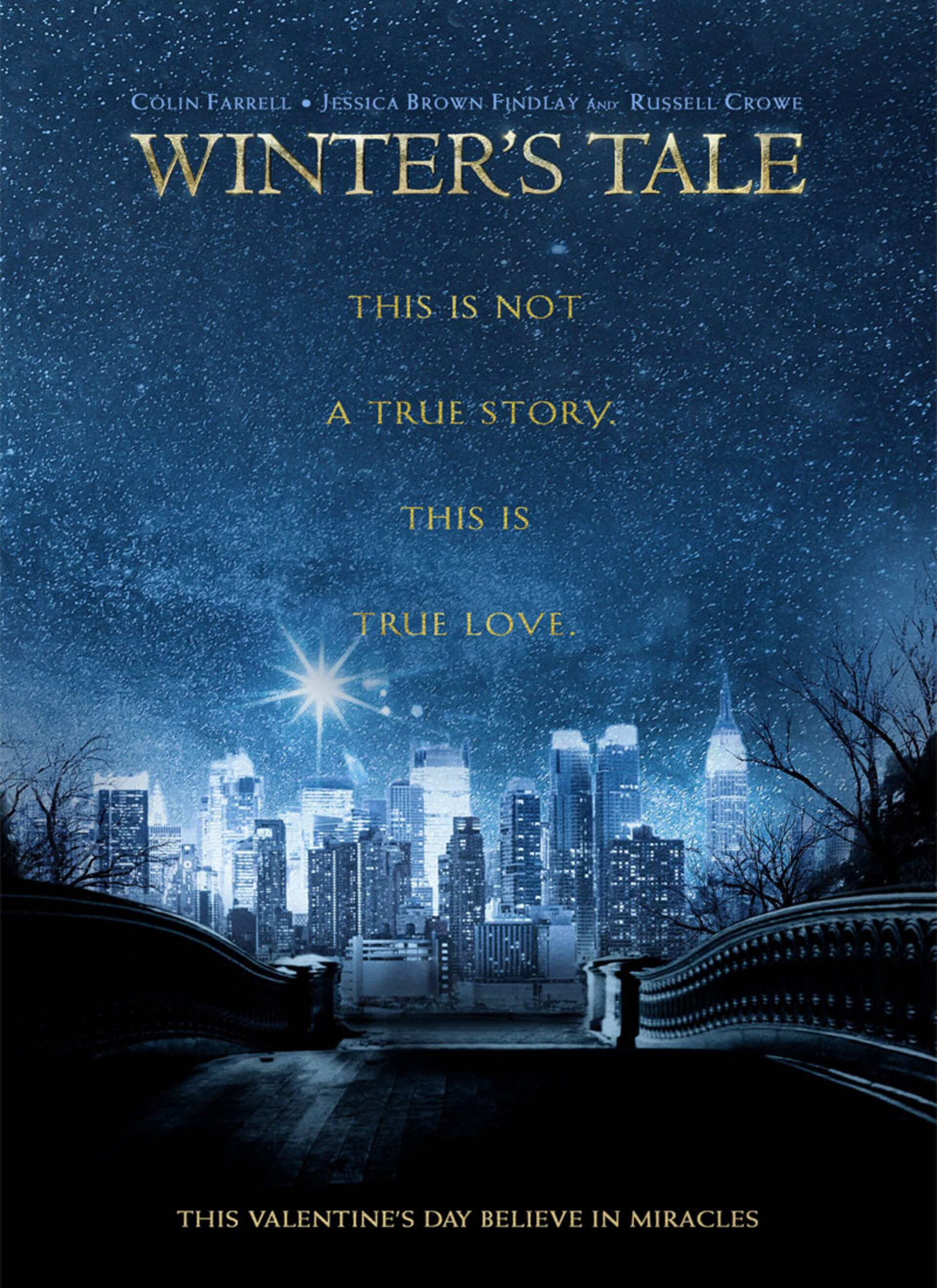 Winter's Tale - Poster 2