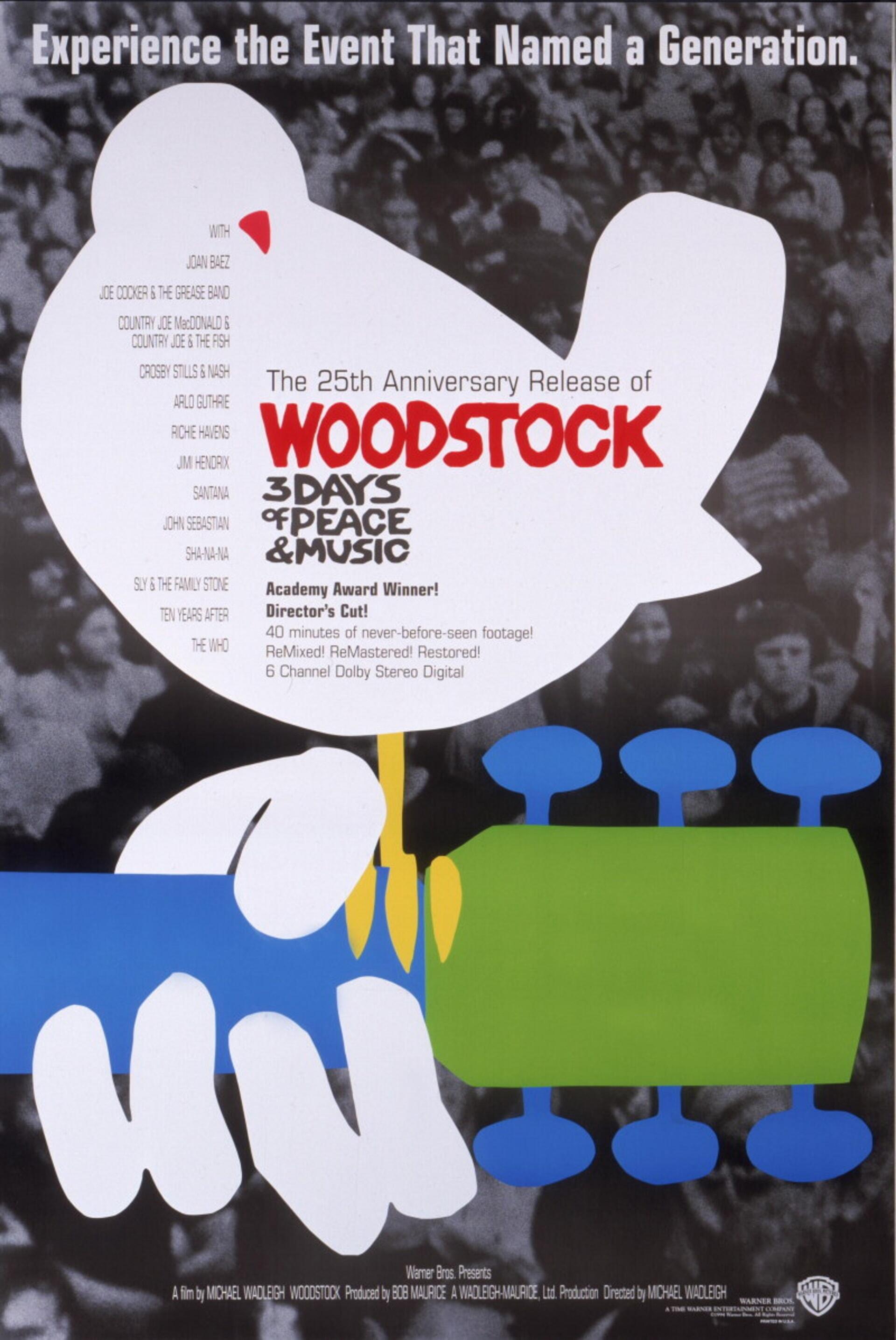Woodstock - Poster 1