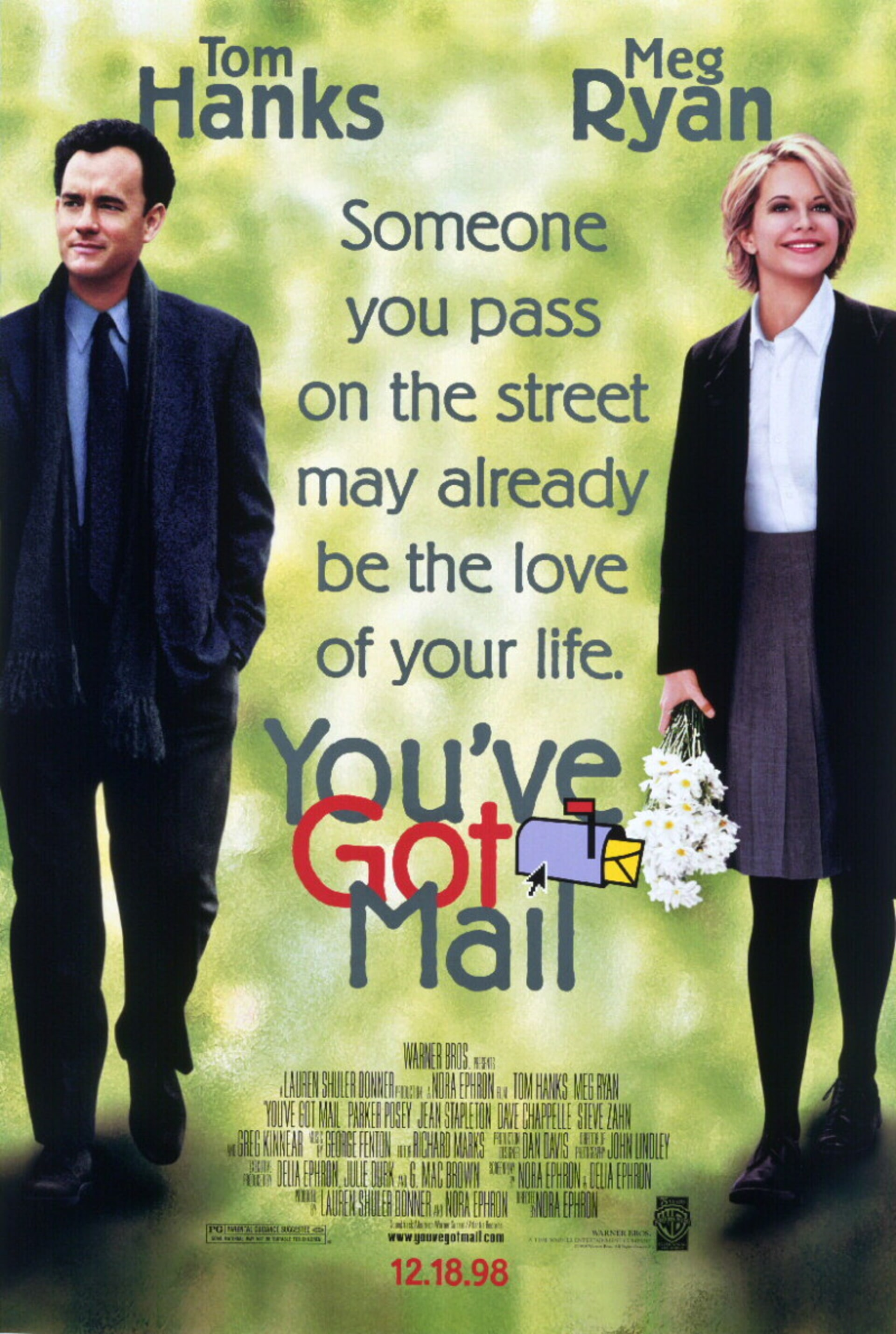 You've Got Mail - Poster 1