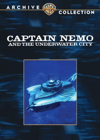 Captain Nemo and the Underwater City - Image - Image 1