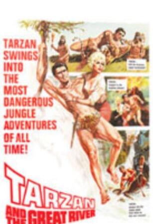 Tarzan and the Great River - Image - Image 1