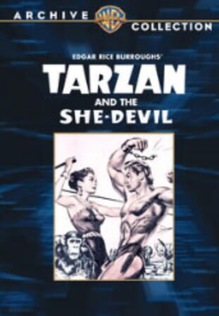 Tarzan and the She-devil - Image - Image 1