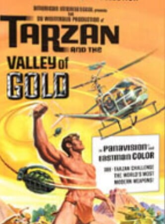 Tarzan and the Valley of Gold - Image - Image 1