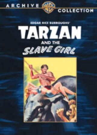 Tarzan and the Slave Girl - Image - Image 1