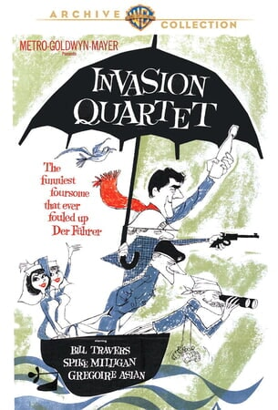 Invasion Quartet - Image - Image 1