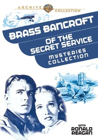 Brass Bancroft of the Secret Service Mysteries Collection - Image - Image 1