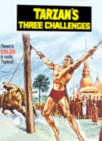 Tarzan's Three Challenges - Image - Image 1