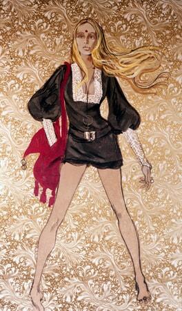 I Love You, Alice B. Toklas sketch