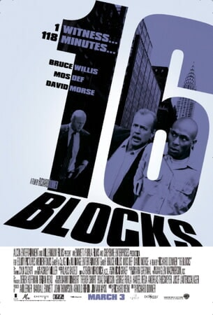 16 Blocks - Poster undefined