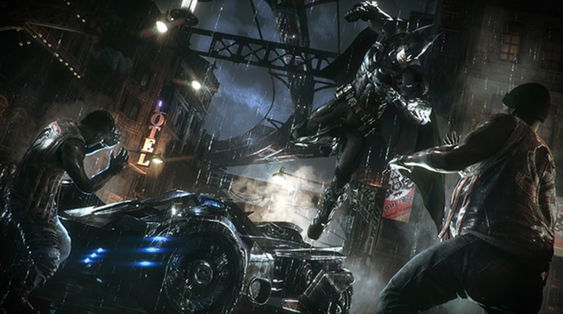 Batman: Arkham Knight - Image - Image 2