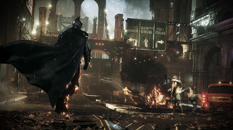 Batman: Arkham Knight - Image - Image 1