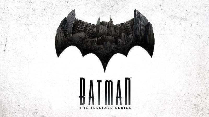 Batman: The Telltale Series official logo