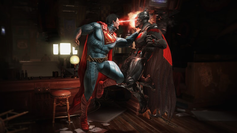 Injustice 2: Superman vs Batman