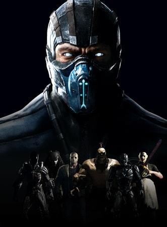 Mortal Kombat XL cast