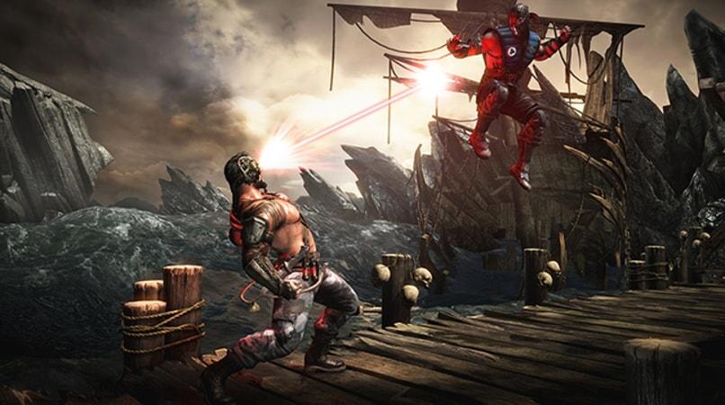 Warnerbros Com Mortal Kombat X Video Games